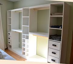 an entire closet system for under 250 dollars