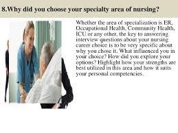 Why Do You Choose Nursing As A Career Essay