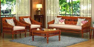 wooden sofa design designs for living room with