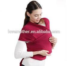 2016 Wholesale Baby Sling Stretchy Wrap Carrier For Newborn Baby ...