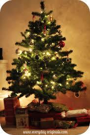 Table Top Christmas Trees  Small Christmas Trees  Potted Christmas Trees Small