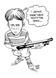 blue corn comics why white boys keep shooting tim wise a nashville based writer and activist has written an excellent essay titled school shootings and white denial it for the full effect