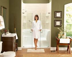 if you want to exchange your bathtub and have a brand new shower instead call us for a tub to shower conversion we can install a gorgeous new shower and