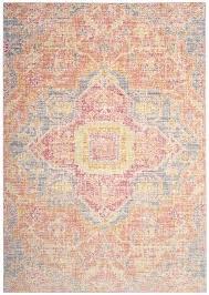 pink and orange rug fuchsia blue hot pink and orange area rug