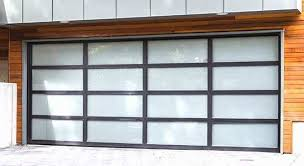 garage door glass panels wonderfully garage doors