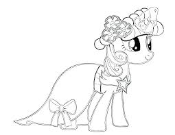Rainbow Dash Coloring Page My Little Pony Rainbow Dash Coloring Page
