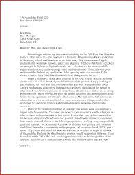 Lovely Apple Cover Letter Examples Type Of Resume