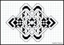 Graph Paper Drawing Ideas Www Topsimages Com