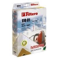 Filtero Мешки-<b>пылесборники</b> EIO 01 Экстра — Аксессуары для ...
