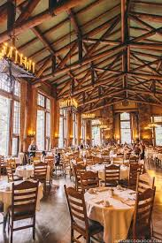 Yosemite National Park Hotels And Food Just One Cookbook Inspiration The Ahwahnee Hotel Dining Room