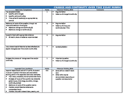 ccot essay rubric graphic organizer by ms g s history tpt ccot essay rubric graphic organizer