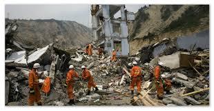 Землетрясения их причины и последствия доклад для урока ОБЖ или  Реферат о землетрясениях