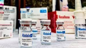 لقاح عبد الله الكوبي يعتبر فعالا ضد COVID-19 بنسبة تصل إلى 92.3 في المائة