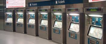Automatic Ticket Vending Machine Project