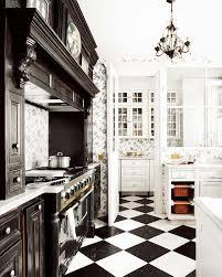 black and white tile floor kitchen. Black White Tile Floor Kitchen Beautiful And Kitchens On Countertops Backsplash Wood Floors A