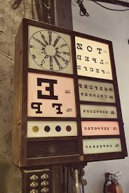 Vintage Eye Chart Light Box Pin On Teddy Roosevelt
