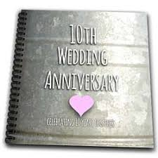 great wedding anniversary gifts by year tin and aluminum