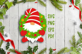 Gnome svg free vector we have about (84,985 files) free vector in ai, eps, cdr, svg vector illustration graphic art design format. Christmas Gnome Svg File For Cricut Graphic By Greenwolf Art Creative Fabrica