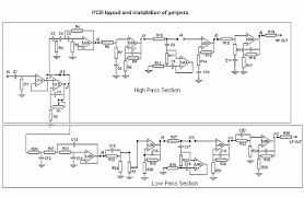 active crossover circuit diagram active image 3 way active crossover circuit diagram wiring diagrams on active crossover circuit diagram