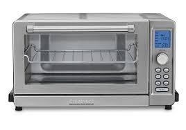 Amazon.com: Cuisinart TOB-135N Deluxe Convection Toaster Oven ...