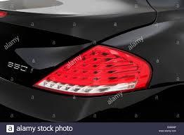 Bmw 650i Lights 2008 Bmw 6 Series 650i In Black Tail Light Stock Photo