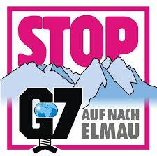 Bildergebnis für Blockade G7 Gipfel