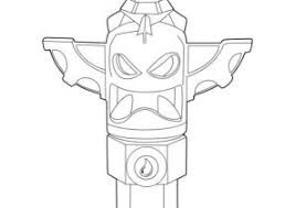 Small Picture Skylanders Trap Team Coloring Pages Coloring4Freecom
