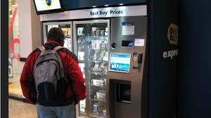 Buy Vending Machine Inspiration Fate Of Best Buy's Vending Machines At Stake In Vendor's Bankruptcy