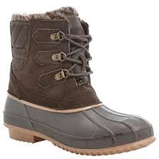 Sporto Carol Womens Waterproof Duck Cold Weather Boots 549022573