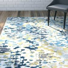 gray and yellow area rug best rugs images on gray yellow and with regard to throughout