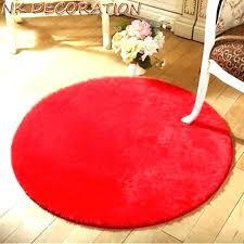 half circle rugs red half circle rug bath mat round decoration carpet carpets yoga living room