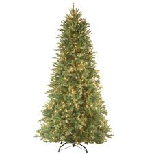 National Tree Company 6.5 ft. Tiffany Fir Slim Artificial ...