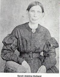 Sarah Adeline Holland Dinwidde (1820-1899) - Find A Grave Memorial