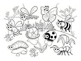 Small Picture 35 Bug Coloring Pages ColoringStar