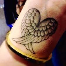Křídla Po Ruce Tetování Které Bude Vyhovovat Všem