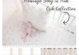 full size of bed crib bedding baby pink tropical flamingo palm bed cover for ford