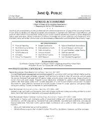 Tax Clerk Sample Resume Inspiration Resume For Accountants Accountant Resume Example Resume Summary For