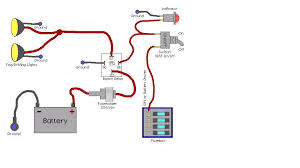 rigid lights wiring diagram wiring diagram for illuminated rocker switch nissan titan forum wiring diagram for illuminated rocker switch 2012