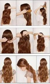 Very Easy Cute Hairstyles Very Easy Hairstyles To Do On Yourself Easy Casual Hairstyles
