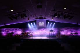 church lighting ideas. wood pallets church stage design lighting ideas g
