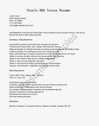 Etl Tester Cover Letter Yralaska Com