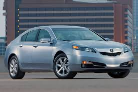 2012 Acura TL - Information and photos - ZombieDrive