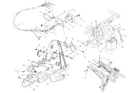 1995 polaris 425l magnum 4x4 w958144 electrical taillight assembly wiring diagram