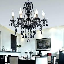 ... Large Size of Chandeliers Design:fabulous Kitchen Chandelier Crystal  Round Black Chandeliers Dinning Wall And ...