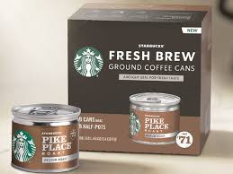 It's surprising how different brewing methods can enhance particular characteristics in your coffee. Starbucks Fresh Brew Coffee Cans 8 Count Only 2 69 After Cash Back At Target Regularly 12