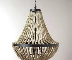 full size of beaded light fixture flush mount glass fixtures wooden new wood bead chandelier ideas