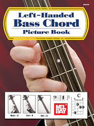 Left Handed Bass Chord Picture Book Book Mel Bay