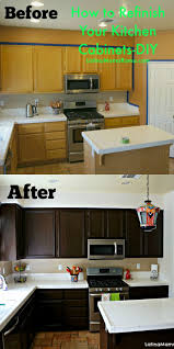how to refinish kitchen cabinets without stripping beautiful how to refinish your kitchen cabinets