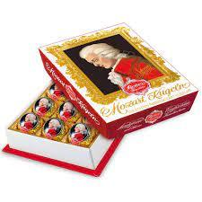 Reber Mozart Kugeln 12er | Online kaufen im World of Sweets Shop