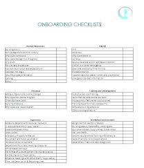 Staff Orientation Checklist Orientation Program Template New Hire Orientation Template Pin New